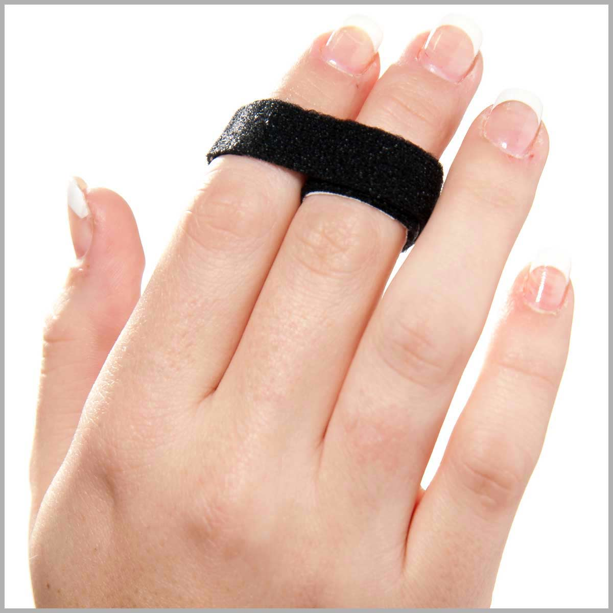 The 1/2-inch 3pp Buddy Loop is ideal for smaller fingers