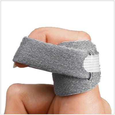 3pp Final Flexion Wrap restores end range IP joint flexion
