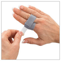 3pp Buddy Loops eliminate messy, sticky tape and provide secure, reusable finger protection