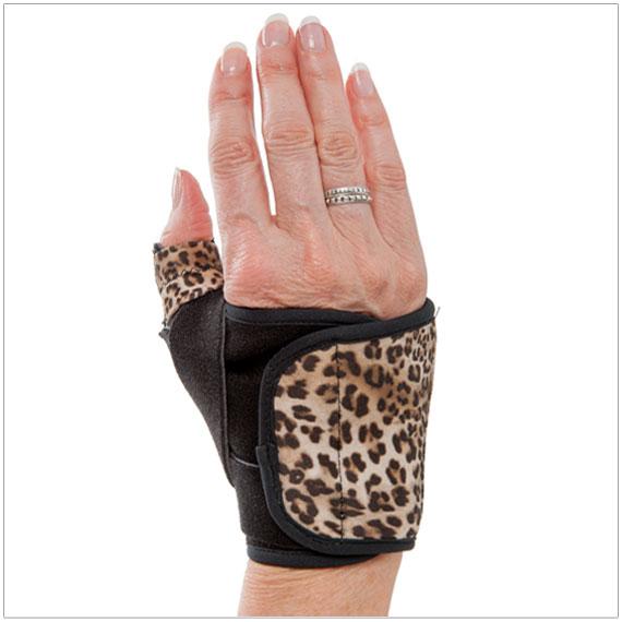 3pp Design Line Thumb Splint - Leopard