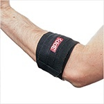 3pp elbow pop splint for tennis or golfers elbow