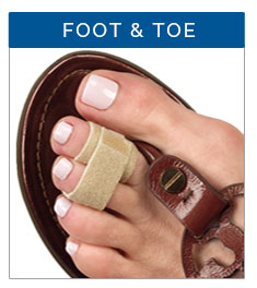 Foot & Toe Splints from 3-Point Products