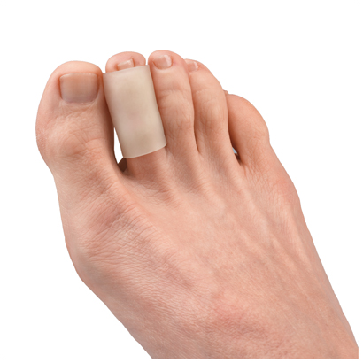 Gel Tubes for Toes