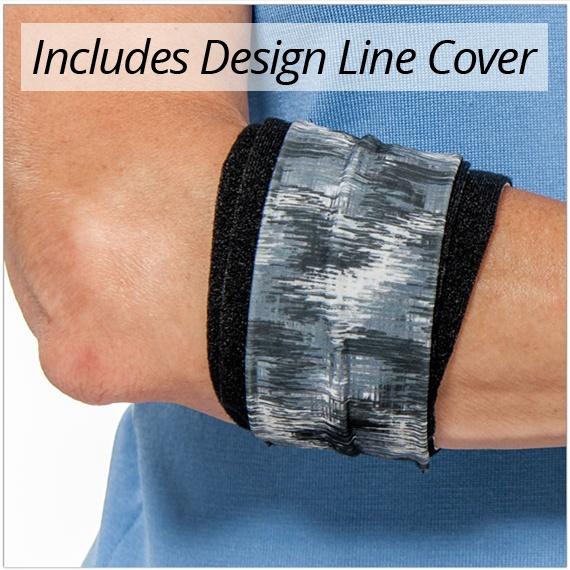 3pp Elbow POP splint for medial epicondylitis or lateral epicondylitis