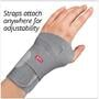 Adjustable strap attaches anywhere on the 3pp ThumSling Long