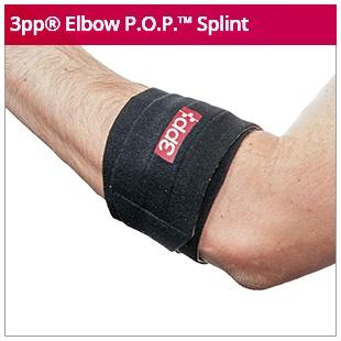 3pp Elbow P.O.P. Splint