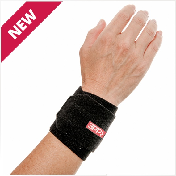3pp Wrist P.O.P. Splint