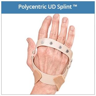 Polycentric UD Splint