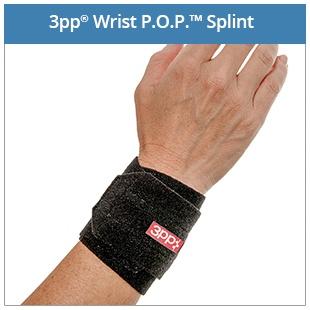 Wrist P.O.P. Splint