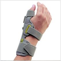3pp® EZ FIT ThumSpica splint for treatment of de quervains, gamekeepers and skiers thumb,