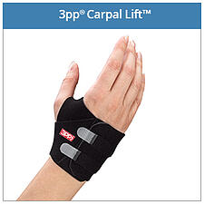 3pp carpal lift for tfcc wrist injuries