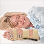 The Comforter holds the fingers and wrist in a neutral resting position for a good night sleeping