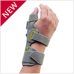 3pp Ez fit Thumspica Splint for de quervains, gamekeepers or skiers thumb