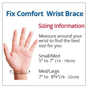 sizing chart - FIX COMFORT_wrist_v112019 3pp