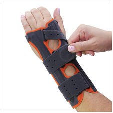 fix comfort wrist brace for wrist instability and scapholunate  ligament injuries