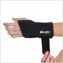 Mueller Green Fitted Wrist Brace with adjustable straps
