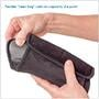 Mueller Night Support Wrist Brace padded cushion supports the palm