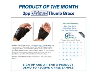 3pp clinic connect demo sign up