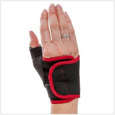 3pp design-line-thumb splint