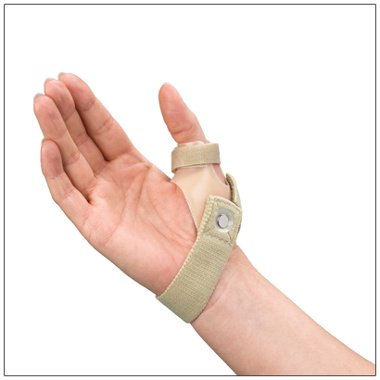 Thumsaver MP for Gamnekeepers or Skiers Thumb