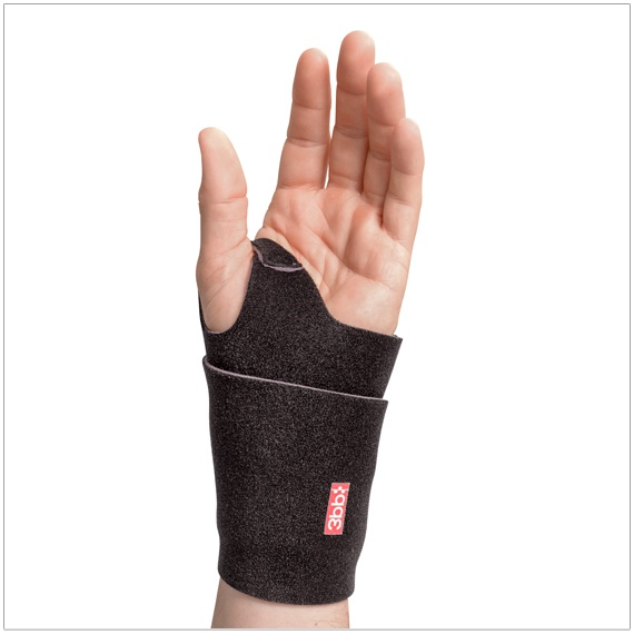 3pp wrist wrap np for wrist sprains