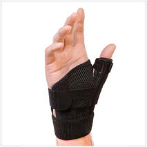 mueller thumb stabilizer for gamekeepers or skiers thumb