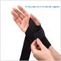Add a 3-inch stay for more support to the thumb or wrist