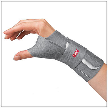 3pp ThumSpica for mild de Quervain's tenosynovitis, Gamekeeper's thumb or sprains