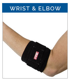 Wrist & Elbow Splints from 3-Point Products