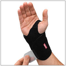 3pp wrist wrap for wrist instability and ligament injuries