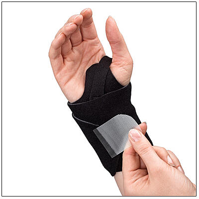 3pp Wrist Wrap NP