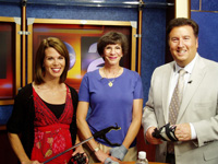 Julie Belkin discusses arthritis products on WMAR-TV