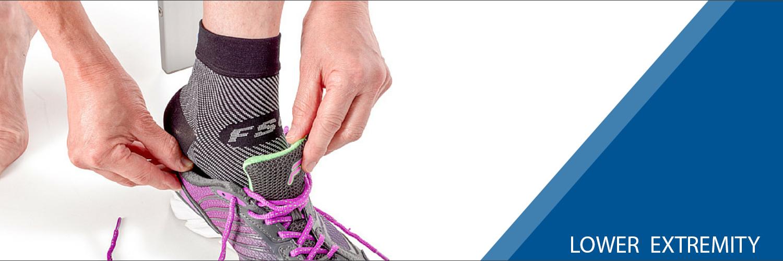 Lower extremity slider
