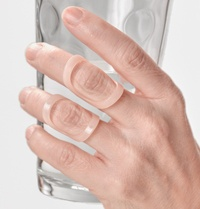 Use Oval-8 Finger Splints to treat hypermobility in fingers caused by Ehlers Danlos Syndrome (EDS)